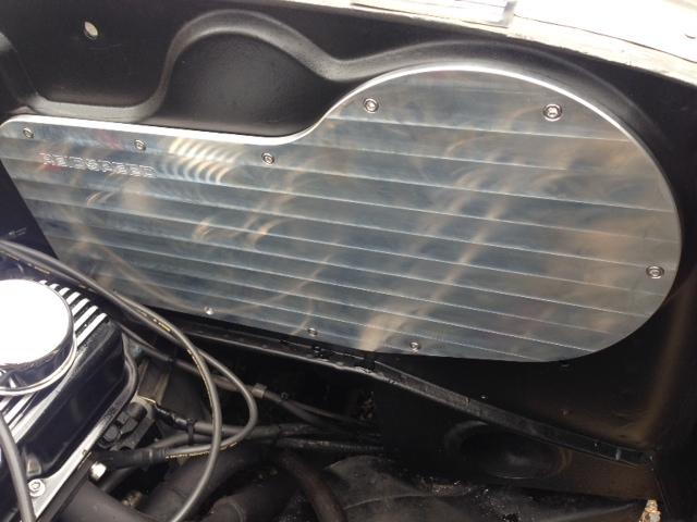 Reidspeed 187 New Product Holden Hq Wb Heater Box Block