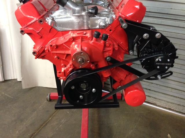 Reidspeed 187 Holden V8 Alternator Only High Mount Electric